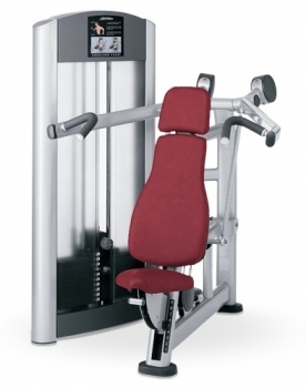 Life Fitness Shoulder Press Signature